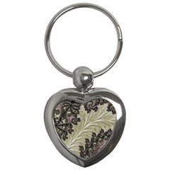 Pattern Decoration Retro Key Chains (heart)