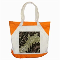 Pattern Decoration Retro Accent Tote Bag