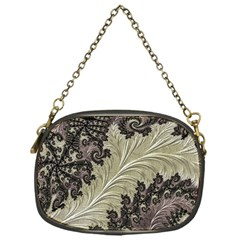 Pattern Decoration Retro Chain Purses (one Side)