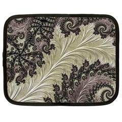 Pattern Decoration Retro Netbook Case (xl)
