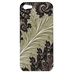 Pattern Decoration Retro Apple Iphone 5 Hardshell Case