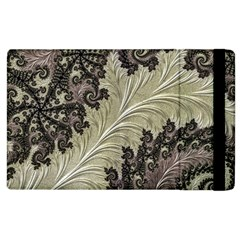 Pattern Decoration Retro Apple Ipad 2 Flip Case