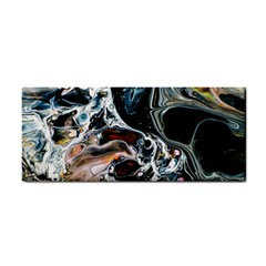 Abstract Flow River Black Cosmetic Storage Cases
