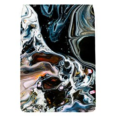 Abstract Flow River Black Flap Covers (s)