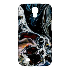 Abstract Flow River Black Samsung Galaxy Mega 6 3  I9200 Hardshell Case
