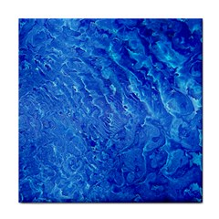 Background Art Abstract Watercolor Tile Coasters