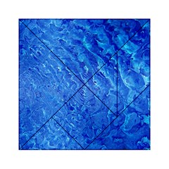 Background Art Abstract Watercolor Acrylic Tangram Puzzle (6  X 6 )