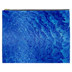 Background Art Abstract Watercolor Cosmetic Bag (xxxl)