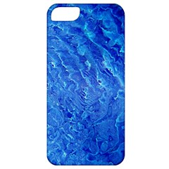 Background Art Abstract Watercolor Apple Iphone 5 Classic Hardshell Case