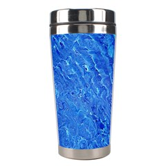Background Art Abstract Watercolor Stainless Steel Travel Tumblers by Nexatart