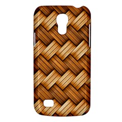 Basket Fibers Basket Texture Braid Galaxy S4 Mini