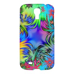 Star Abstract Colorful Fireworks Samsung Galaxy S4 I9500/i9505 Hardshell Case