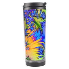 Star Abstract Colorful Fireworks Travel Tumbler