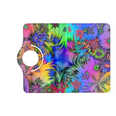 Star Abstract Colorful Fireworks Kindle Fire Hd (2013) Flip 360 Case