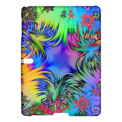 Star Abstract Colorful Fireworks Samsung Galaxy Tab S (10 5 ) Hardshell Case