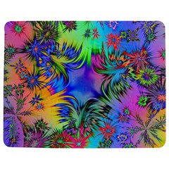 Star Abstract Colorful Fireworks Jigsaw Puzzle Photo Stand (rectangular)