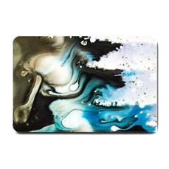 Abstract Painting Background Modern Small Doormat