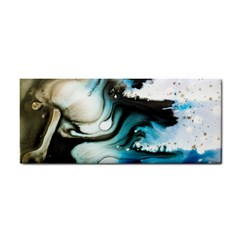 Abstract Painting Background Modern Cosmetic Storage Cases