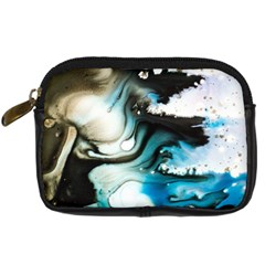 Abstract Painting Background Modern Digital Camera Cases