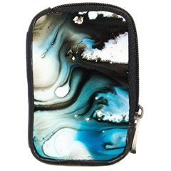 Abstract Painting Background Modern Compact Camera Cases
