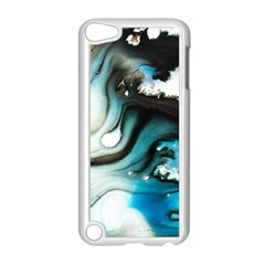 Abstract Painting Background Modern Apple Ipod Touch 5 Case (white)