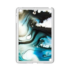 Abstract Painting Background Modern Ipad Mini 2 Enamel Coated Cases