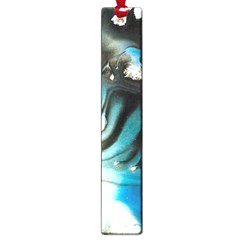 Abstract Painting Background Modern Large Book Marks
