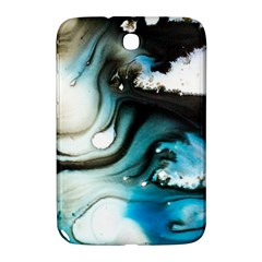 Abstract Painting Background Modern Samsung Galaxy Note 8 0 N5100 Hardshell Case