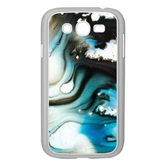 Abstract Painting Background Modern Samsung Galaxy Grand Duos I9082 Case (white)