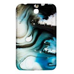 Abstract Painting Background Modern Samsung Galaxy Tab 3 (7 ) P3200 Hardshell Case