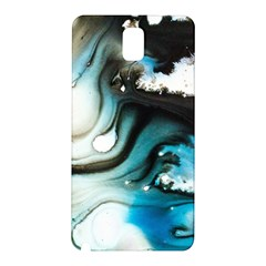 Abstract Painting Background Modern Samsung Galaxy Note 3 N9005 Hardshell Back Case