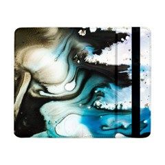 Abstract Painting Background Modern Samsung Galaxy Tab Pro 8 4  Flip Case
