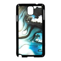 Abstract Painting Background Modern Samsung Galaxy Note 3 Neo Hardshell Case (black)