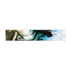 Abstract Painting Background Modern Flano Scarf (mini)