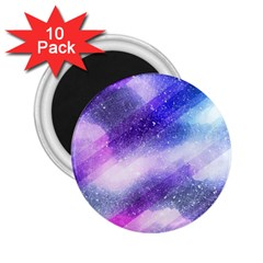 Background Art Abstract Watercolor 2 25  Magnets (10 Pack)