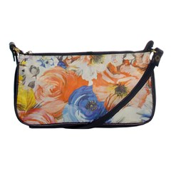 Texture Fabric Textile Detail Shoulder Clutch Bags