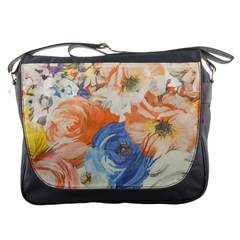 Texture Fabric Textile Detail Messenger Bags by Nexatart