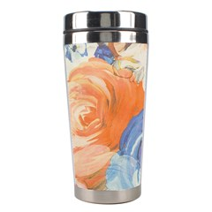 Texture Fabric Textile Detail Stainless Steel Travel Tumblers