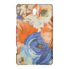 Texture Fabric Textile Detail Samsung Galaxy Tab S (8 4 ) Hardshell Case  by Nexatart