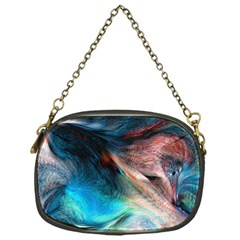 Background Art Abstract Watercolor Chain Purses (one Side)