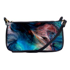 Background Art Abstract Watercolor Shoulder Clutch Bags