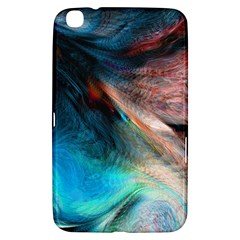 Background Art Abstract Watercolor Samsung Galaxy Tab 3 (8 ) T3100 Hardshell Case