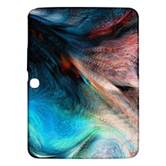 Background Art Abstract Watercolor Samsung Galaxy Tab 3 (10 1 ) P5200 Hardshell Case