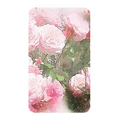 Flowers Roses Art Abstract Nature Memory Card Reader