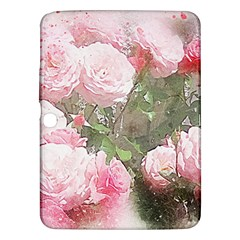 Flowers Roses Art Abstract Nature Samsung Galaxy Tab 3 (10 1 ) P5200 Hardshell Case