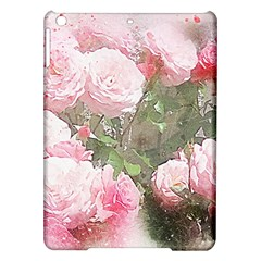Flowers Roses Art Abstract Nature Ipad Air Hardshell Cases
