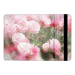 Flowers Roses Art Abstract Nature Samsung Galaxy Tab Pro 10 1  Flip Case