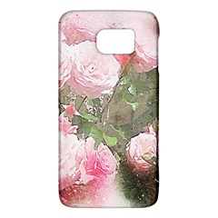 Flowers Roses Art Abstract Nature Galaxy S6