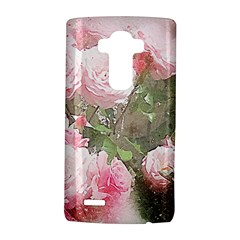 Flowers Roses Art Abstract Nature Lg G4 Hardshell Case