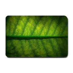 Leaf Nature Green The Leaves Small Doormat